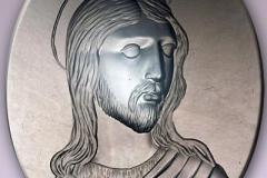 """Инталия """"Голова Христа"""""""