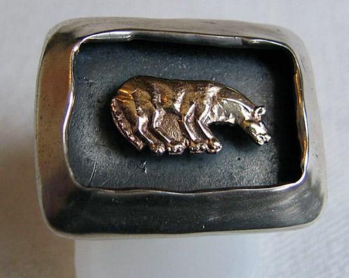 Кольцо Пантера