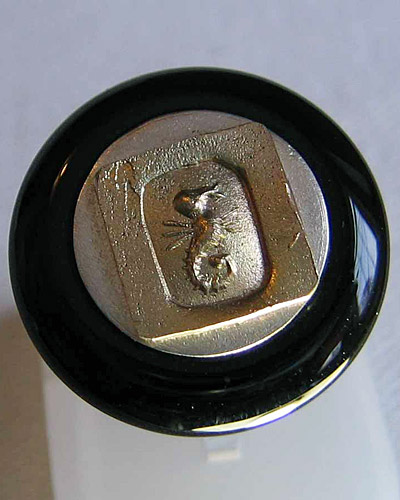 Кольцо Морской конек