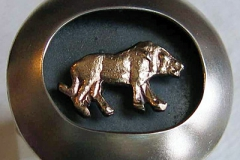 Кольцо Немейский лев